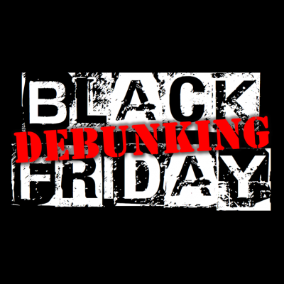 HistoryPod Extra: Debunking the origin of 'Black Friday'
