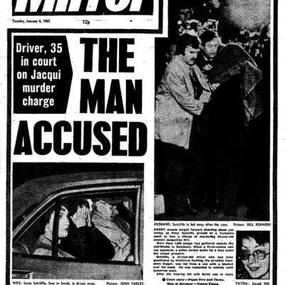 2nd January 1981: Peter Sutcliffe, the Yorkshire Ripper, arrested