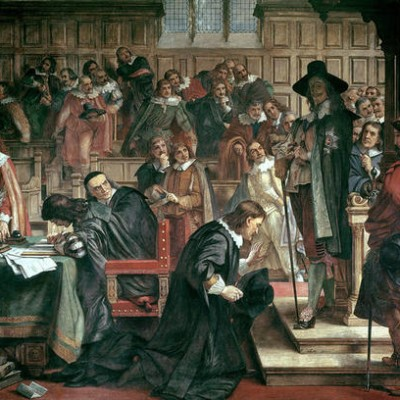 4th January 1642: Charles I attempts to arrest the Five Members
