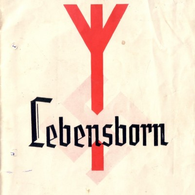 12th December 1935: Nazis introduce Lebensborn programme