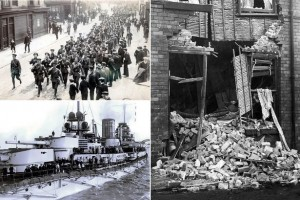 Attack on Scarborough, Hartlepool & Whitby