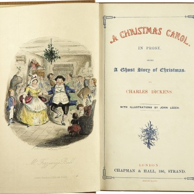19th December 1843: A Christmas Carol first published