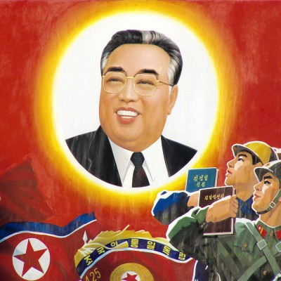 28th December 1972: Kim Il-sung becomes President of North Korea
