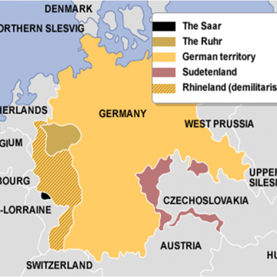 13th January 1935: Saar votes to reunite with Germany
