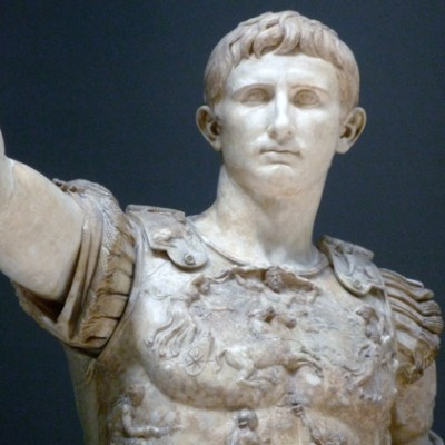 16th January 27 BCE: Octavian becomes Augustus, Roman Emperor