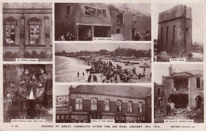 Bombing of Great Yarmouth and Kings Lynn