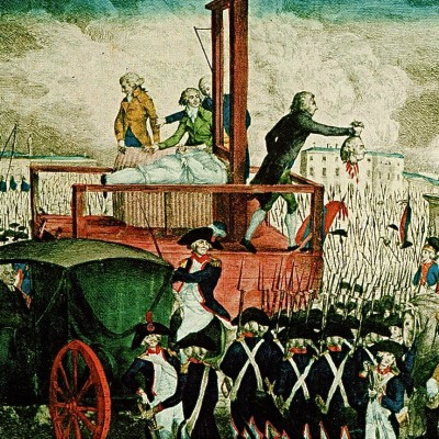 21st January 1793: Louis XVI executed for high treason