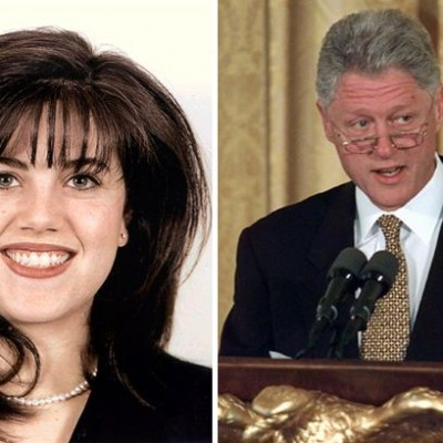 26th January 1998: Bill Clinton denies 'sexual relations with that woman'