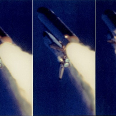 28th January 1986: The Space Shuttle Challenger disaster