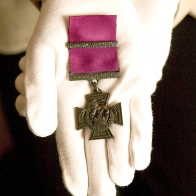 29th January 1856: Victoria Cross introduced by Queen Victoria