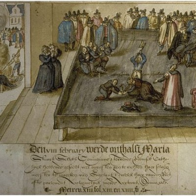 8th February 1587: Execution of Mary, Queen of Scots