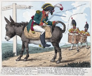 Napoleon on Elba
