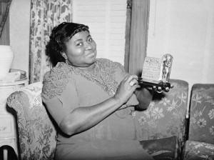 Hattie McDaniels - first black actor to win an Oscar