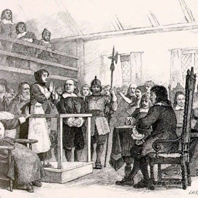 1st March 1692: First of the Salem 'witches' face magistrates in Massachusetts