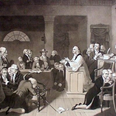 4th March 1789: First US Congress meets under new Constitution
