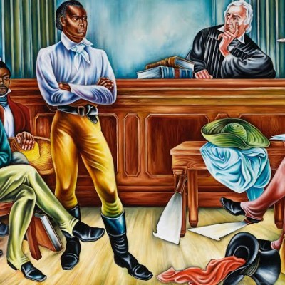 9th March 1841: US Supreme court rules on the Amistad slave case