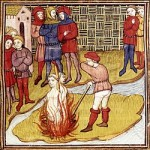 Execution of Jacques de Molay