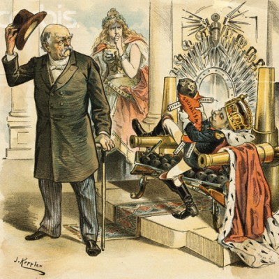 20th March 1890: Wilhelm II formally accepts Bismarck's resignation