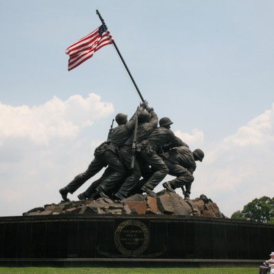 26th March 1945: Battle of Iwo Jima officially ends