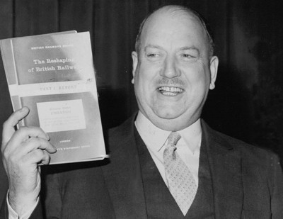 27th March 1963: Dr Beeching publishes his first British Rail report