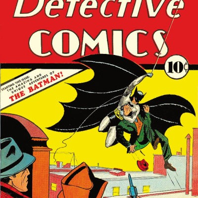 30th March 1939: Batman's debut in Detective Comics #27
