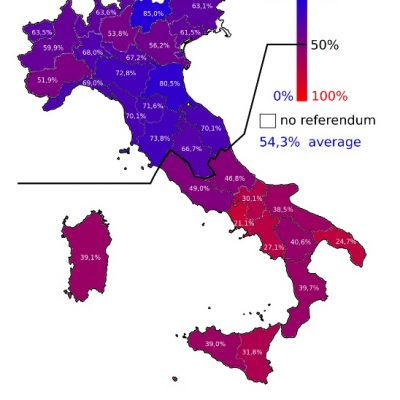 2nd June 1946: Italians vote to turn their country into a republic