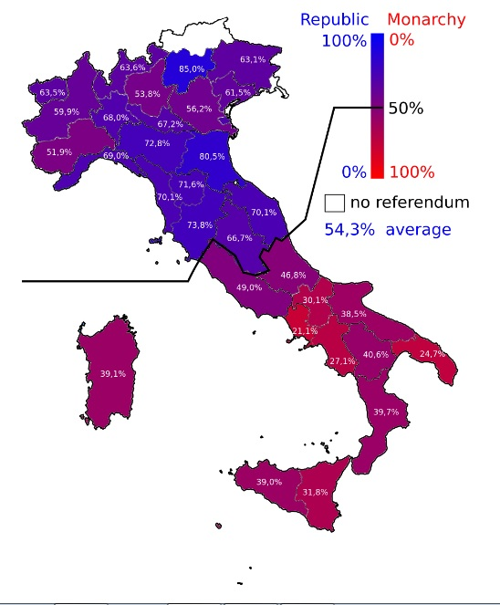 2nd June 1946: Italians vote to turn their country into a republic | HistoryPod