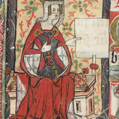 7th April 1141: Matilda declared the 'Lady of England and Normandy'