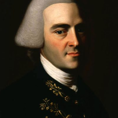 9th April 1767: John Hancock forcibly removes British customs officials from his ship