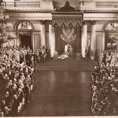 27th April 1906: The Russian Empire's State Duma meets for the first time