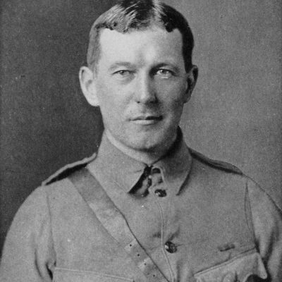 3rd May 1915: John McCrae composes the war poem 'In Flanders Fields'