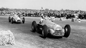 First Formula One Championship at Silverstone