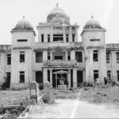 31st May 1981: Jaffna Public Library in Sri Lanka burnt down during a violent attack