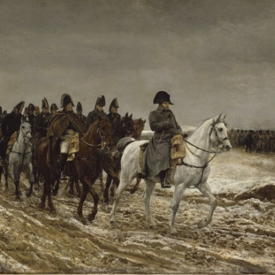 24th June 1812: Napoleon begins his failed invasion of Russia