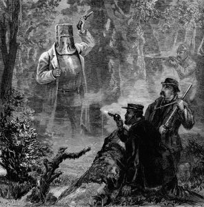 Ned Kelly arrested
