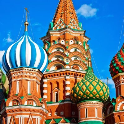 12th July 1561: The consecration of Saint Basil's Cathedral in Moscow