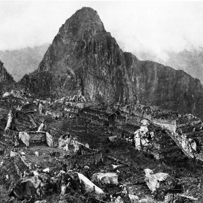 24th July 1911: Machu Picchu 'rediscovered' by US explorer Hiram Bingham III