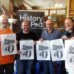 WorldFringeDay HistoryPod at Buxton Festival Fringe