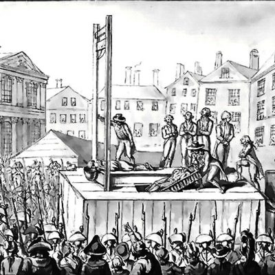 5th September 1793: The Reign of Terror begins in France