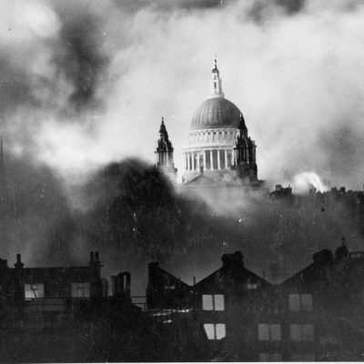 7th September 1940: The Nazi German Luftwaffe launches The Blitz
