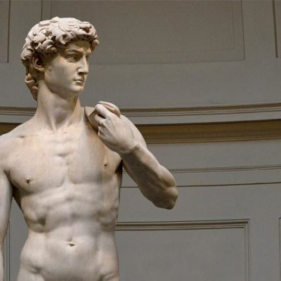 13th September 1501: Michelangelo begins work on his statue of David