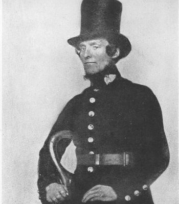 29th September 1829: The Metropolitan Police begins operating in London