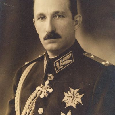 3rd October 1918: Tsar Boris III of Bulgaria comes to the throne