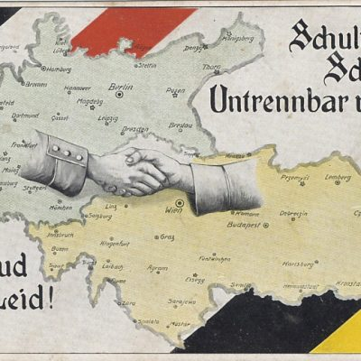 7th October 1879: Germany and Austria Hungary form the Dual Alliance