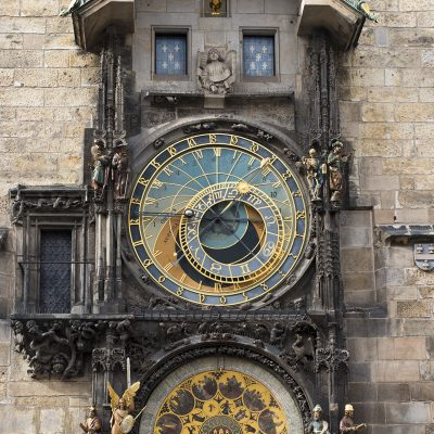 9th October 1410: The Prague Astronomical Clock first noted in a medieval document