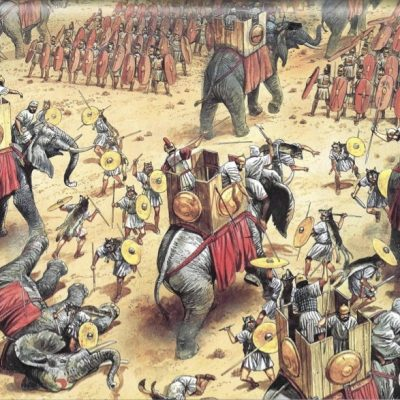 Battle of Zama, Second Punic War