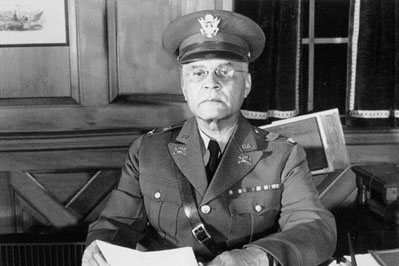 25th October 1940: Benjamin O. Davis Sr. becomes first black general in the US military