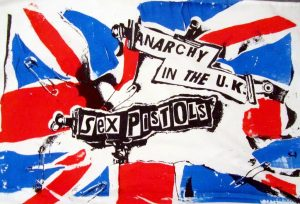 Sex Pistols 'Anarchy in the UK'