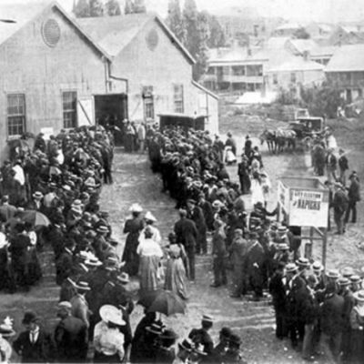 28th November 1893: New Zealand women vote for the first time in a national election