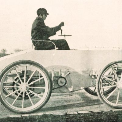 18th December 1898: The world's first officially recognised land speed record is set
